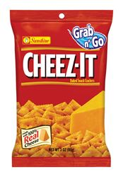 Cheez-It  Original  Crackers  3 oz. Peggable Bag